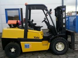 wózek widłowy YALE GLP55MJ