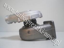 Turbosprężarka BorgWarner KKK - Deutz -   3040559 /  52309704270 /  52