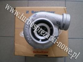 Turbosprężarka SCHWITZER - Deutz -  4.0 319083 /  319073 /  F412200090
