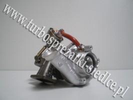 Turbosprężarka BorgWarner KKK - Deutz Fahr -  5.7 56201970017 /  56209