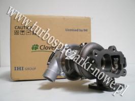 Turbosprężarka IHI - Kubota -   CK26 /  F31CADS0099B /  F31CAD-S0099B