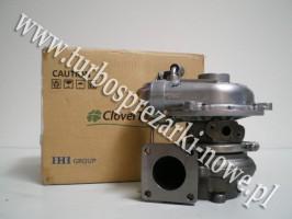 Turbosprężarka IHI - Yanmar -   CYDX /  F51CADS0075B /  F51CAD-S0075B