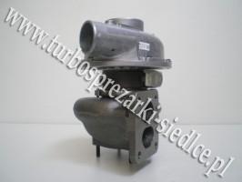 Turbosprężarka IHI - Fiat -   CICY /  VA570019 /  VB570019 /  G61CND-S