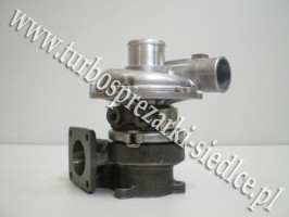 Turbosprężarka IHI - Hitachi -  3.0 CIFN /  F51CNDS0101B /  F51CND-S01