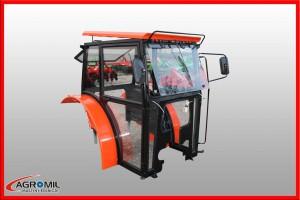 Kabina kabiny sadownicze ciągnikowa MF Szyszka sadownik