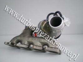 Chevrolet - Turbosprężarka GARRETT 1.4 TURBO ECOTEC 781504-0