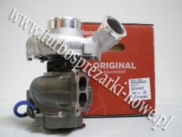 Scania - Turbosprężarka GARRETT 12,7 L 852915-0001 /  852915