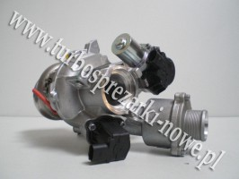 VW - Turbosprężarka IHI  06K145702Q /  06K145702R /  06K1457
