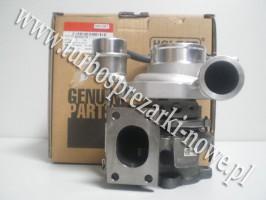 Iveco - Turbosprężarka HOLSET  4033251 /  4033251H /  404527