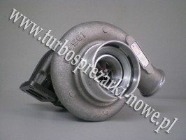 Case-IH - Turbosprężarka HOLSET  3598718 /  3598800 /  40358