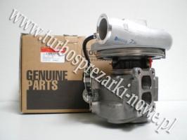 Iveco - Turbosprężarka HOLSET  2843755 /  2835833 /  2835834