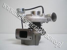 Perkins - Turbosprężarka GARRETT  762932-5005S /  762932-500
