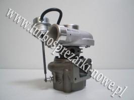 JCB - Turbosprężarka GARRETT 4.4 762932-5006S /  762932-5006