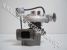 JCB - Turbosprężarka GARRETT 4.4 762932-5009S /  762932-5009