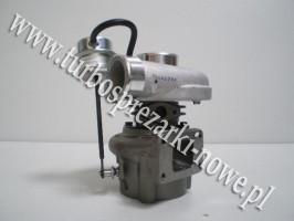 Perkins - JCB - Turbosprężarka GARRETT 4.4 762932-5002S /  7