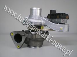 Citroen - Turbosprężarka GARRETT 2.2  798128-0001 /  798128-
