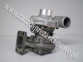 Sisu - Turbosprężarka HOLSET  3519067 /  4033644 /  4033644H