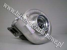 Scania - 124 - Turbosprężarka HOLSET 11.7 3592199 /  3592203
