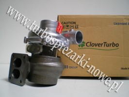 Isuzu - Turbosprężarka IHI  CIBT /  RHE61CIBT /  VA720031 /