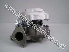Nissan - Turbosprężarka GARRETT 3.0 767851-5003S /  767851-0