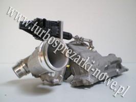 BMW - Nowa turbosprężarka Continental  11657636784 /  763678