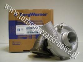 Audi - Turbosprężarka BorgWarner KKK 2.2 5324-970-7200 /  53