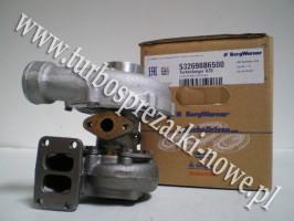 Deutz - Turbosprężarka BorgWarner KKK  53269886500 /  532697
