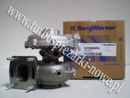Volvo Penta - Turbosprężarka BorgWarner KKK 2.4 53269706094