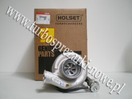 Case-IH - Turbosprężarka HOLSET  2839192 /  2839193 /  28817