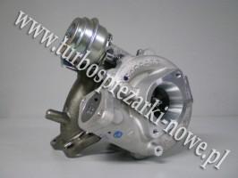 Nissan - Turbosprężarka GARRETT 2.5 DI 769708-0001 /  769708