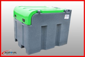 Zbiornik do transportu paliwa FORTIS BOX ON 400l bez licznika