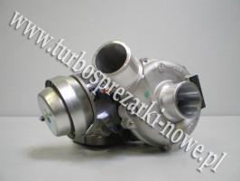 Mitsubishi - Turbosprężarka IHI  VT17 /  V41VAT-S0079B /  VA