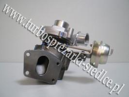 IHI - Turbosprężarka IHI  VT13 /  V53VATS0024B /  V53VAT-S00