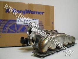 BMW - Turbosprężarka BorgWarner KKK 3.0 18539880000  / 18539