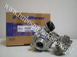 Renault - Turbosprężarka BorgWarner KKK 2.3 53039700417 /  5
