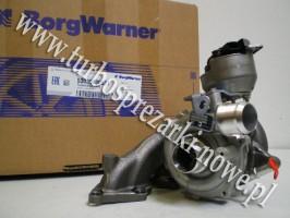 Citroen - Nowa turbosprężarka BorgWarner KKK 2.0 53039700521