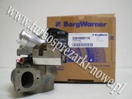 Land Rover - Turbosprężarka BorgWarner KKK 2.7 53049880116 /