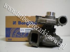 MAN - Turbosprężarka BorgWarner KKK 12.0 53369886790 /  5336