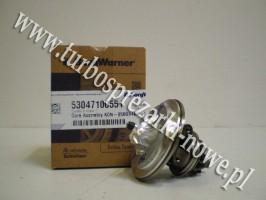 VW - Nowy rdzeń CHRA BorgWarner KKK  53047100551 /  5304 710