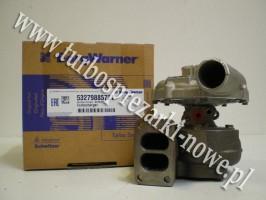 Case-IH - Turbosprężarka BorgWarner KKK 5.6 3580566 /  40329