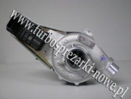 Volvo - S60 - Turbosprężarka GARRETT 2.4 757779 /  757779-00