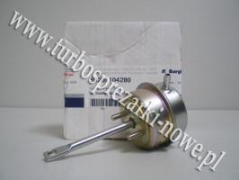 Caterpillar - Nowy aktuator BorgWarner KKK  58201104280 /  5