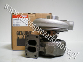 Iveco - Turbosprężarka HOLSET  3524918 /  3525448 /  3524917