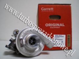 Perkins - Turbosprężarka GARRETT 4.4 846903-5011S /  846903-