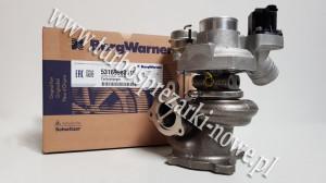 Ford - Turbosprężarka BorgWarner KKK 3.0 53169980015 /  5316