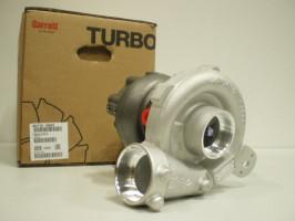 MAN - Turbosprężarka GARRETT 12.4 802718-5004S /  802718-000