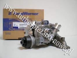 Citroen -  Nowa turbosprężarka BorgWarner  53039880394 /  53