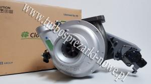 Daihatsu - Turbosprężarka IHI  VXDE /  G82VEDS0061B /  G82VE