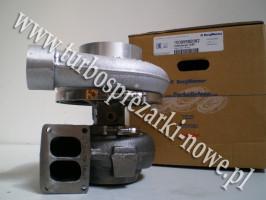 Deutz - Turbosprężarka BorgWarner KKK 11.9 15009880001 /  15